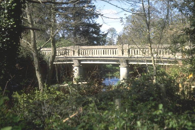 Newrath Bridge across the River Vartry